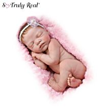"Marita Winters ""Bundle Of Love"" Lifelike Baby Doll"