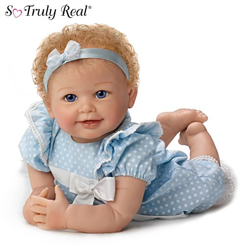 "Linda Murray ""Darling Dana"" Lifelike Poseable Doll"