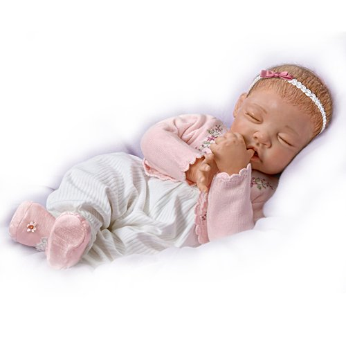 'Sweet Dreams, Little Ava' So Truly Real® Baby Girl Doll