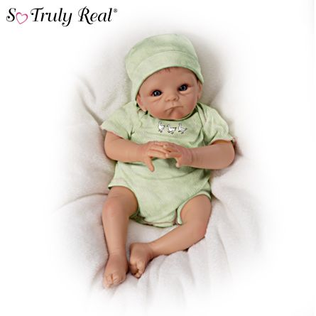 "Tasha Edenholm ""Silly Goose"" Baby Doll"