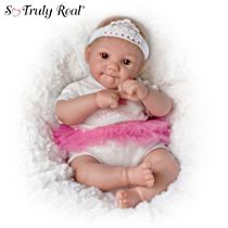 "Cheryl Hill ""Little Princess"" Poseable Baby Doll"