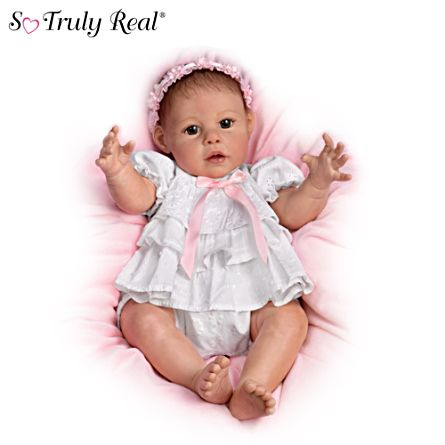 'Hugs From Hailey' Interactive Baby Doll