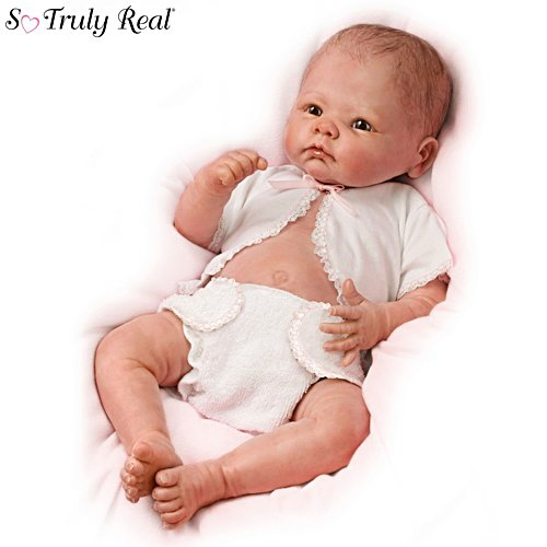 "Linda Murray ""Little Grace"" Lifelike Baby Doll"