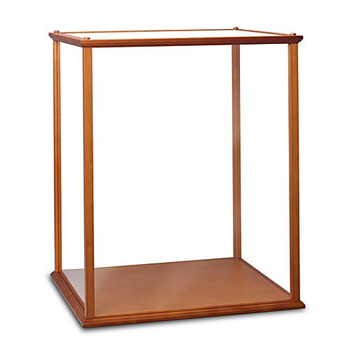 Large Display Case For Collectable Dolls