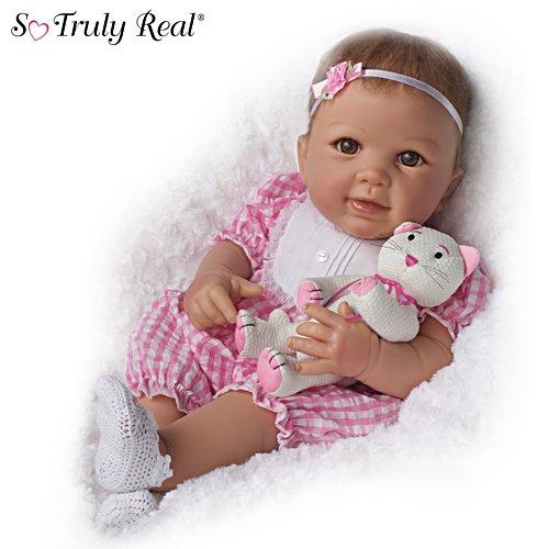 """Linda Murray """"Kitten Kisses"""" Baby Doll"""