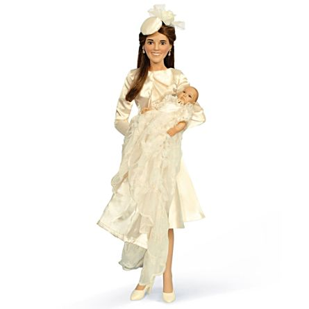The Royal Christening Doll Set