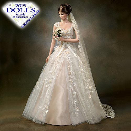 Cindy McClure 'A Love So Precious' Bride Doll