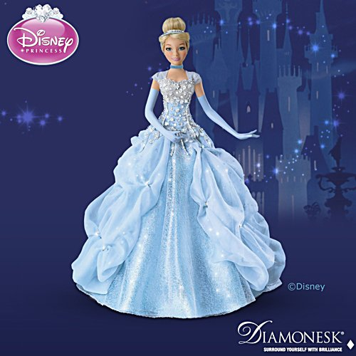 Disney 'Cinderella Sparkling Beauty' Collector Doll