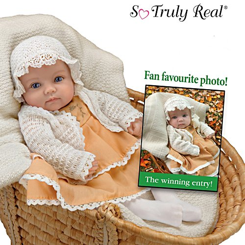 2020 Photo Contest Winner: 'Rosalie' Baby Doll