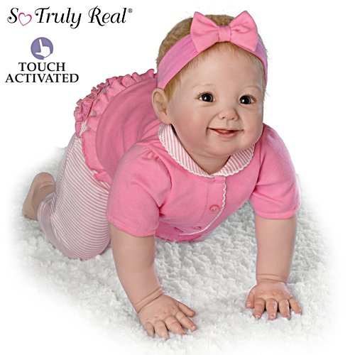 'Aubrey's Crawling!' Collector's Edition Doll