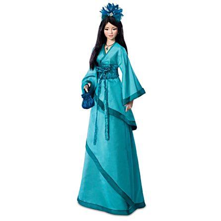 Yeh-Shen Cinderella Portrait Doll