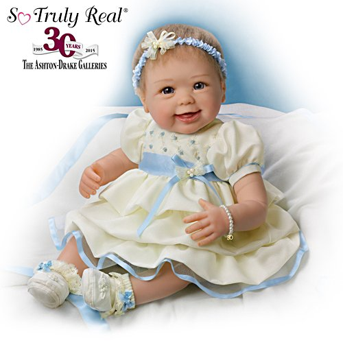 "Linda Murray ""Precious In Pearls"" Baby Doll"