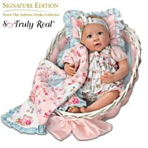 "Linda Murray ""Gabby Rose"" Lifelike Baby Doll"