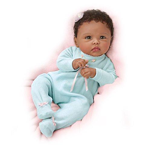 Tiffany - Lebensechte Babypuppe