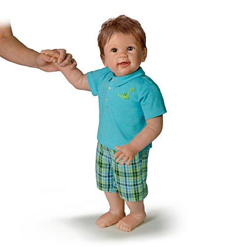 Marcs erste Schritte – Interaktive Baby Puppe