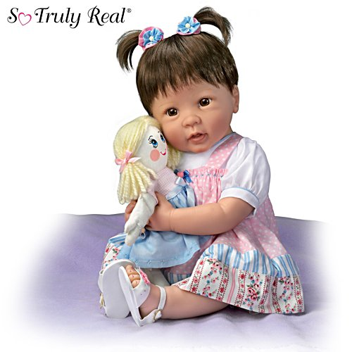"Linda Murray ""Molly And Rags"" Baby Doll"