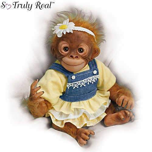 'Darling Daisy' Monkey Doll