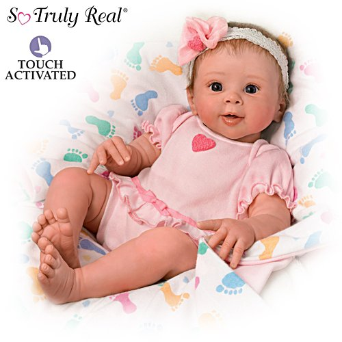 "Sherry Rawn ""Ella"" Lifelike Baby Doll"