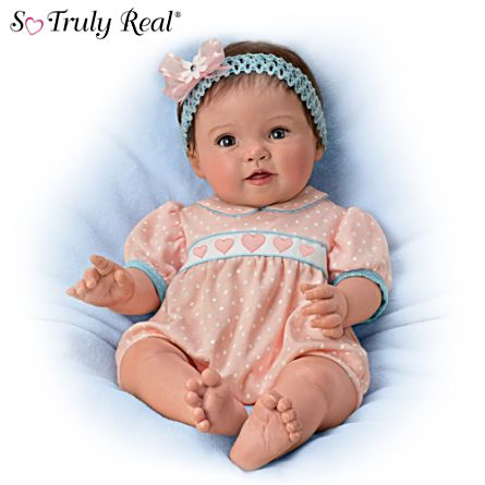 "Ping Lau ""Littlest Sweetheart"" Baby Doll"
