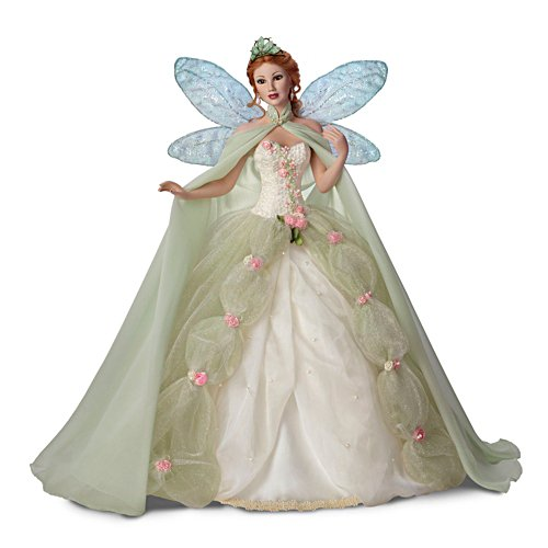 """Titania Queen Of the Fairies"" Porcelain Doll"