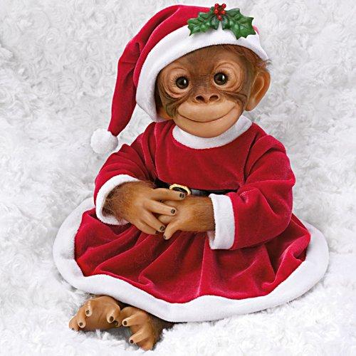 Holly La scimmietta di Natale di Amy Cox Ferreira