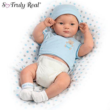 Niklas, ein Baby zum Verlieben