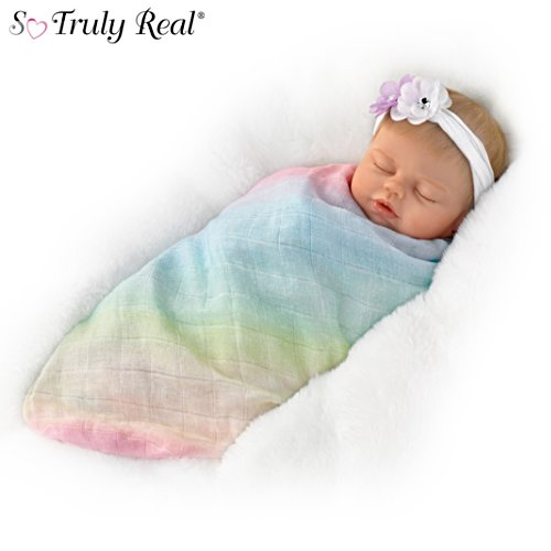 Swaddled So Sweetly' So Truly Real® Baby Doll