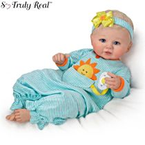 'Pocket Full Of Sunshine' So Truly Real® Baby Girl Doll