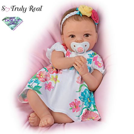 'Pretty And Petite Presley' So Truly Real® Baby Doll