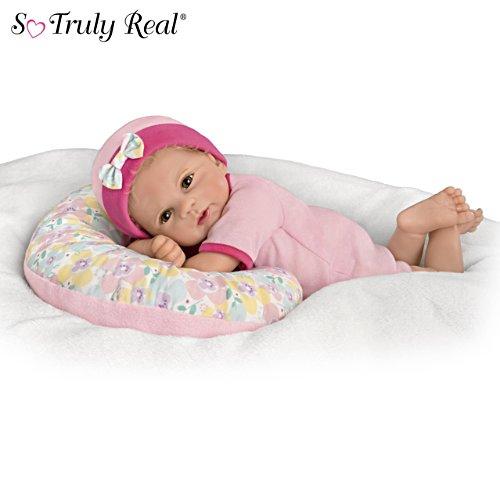 Cuddle Cutie' So Truly Real® Baby Girl Doll