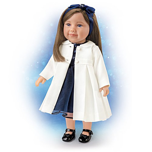 Lucy Lifelike 18-Inch Child Doll
