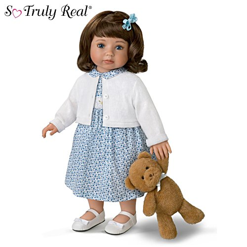 Mayra Garza Hold That Pose! Girl Doll: Madison And Teddy