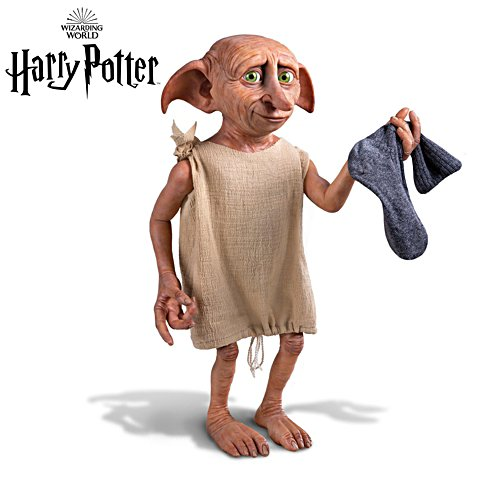HARRY POTTER 'Dobby The House Elf' Collector's Doll