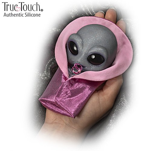 'Zoe' True Silicone Alien Baby Doll