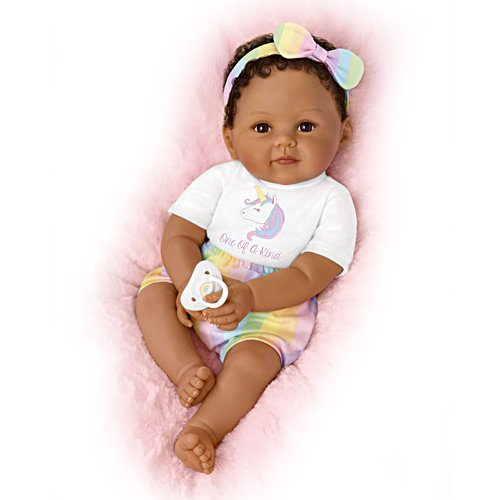 'One-Of-A-Kind Ciara' So Truly Real® Baby Doll