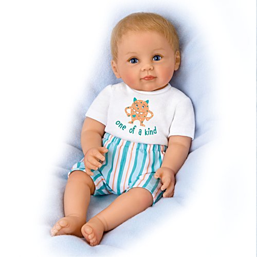 'One-Of-A-Kind Cody' So Truly Real® Baby Boy Doll