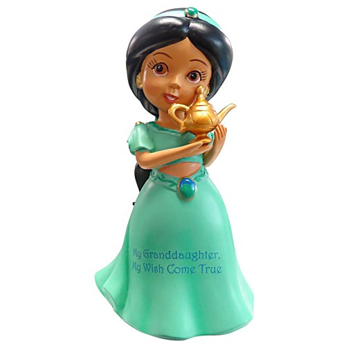 Disney 'My Granddaughter, My Wish Come True' Jasmine, My Precious Figurine