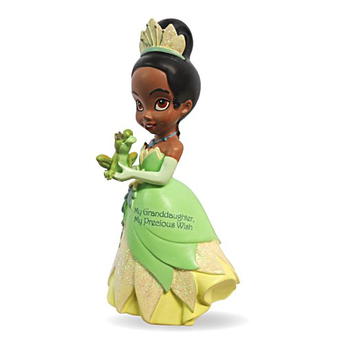 Disney 'My Granddaughter, My Precious Wish' Tiana Figurine