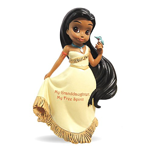 Disney 'My Granddaughter, My Free Sprit' Pocahontas Figurine