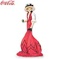 Relaxing Respite with Coca-Cola® Figurine