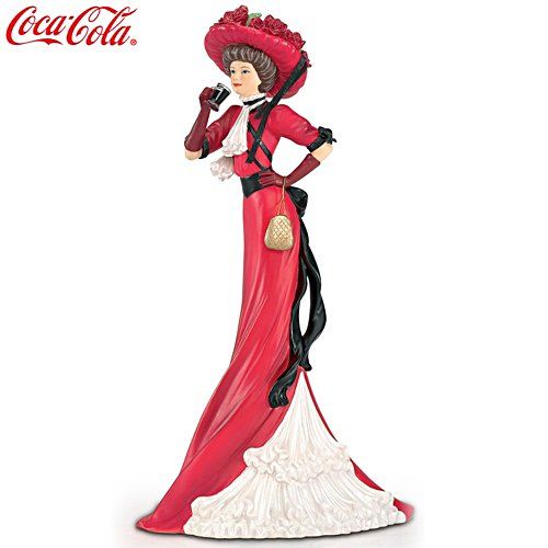 Refreshment with Coca-Cola® Figurine