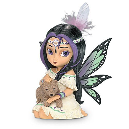 Jasmine Becket-Griffith Wildwood, the Spirit of Power Figurine