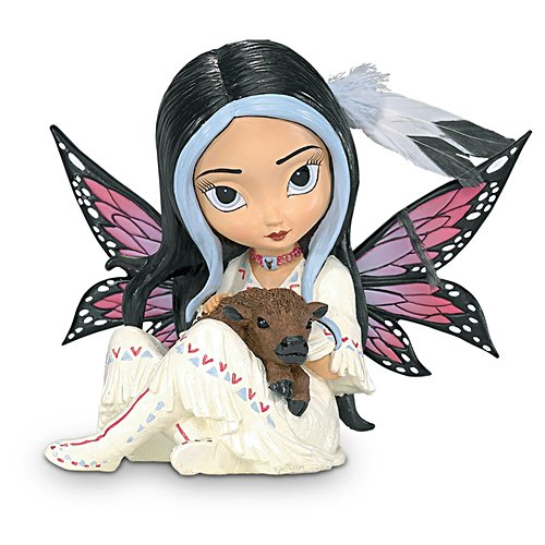 Jasmine Becket-Griffith Greenmeadow, the Spirit of Abundance Figurine
