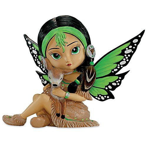 Jasmine Becket-Griffith Purespring, the Spirit of Renewal Figurine