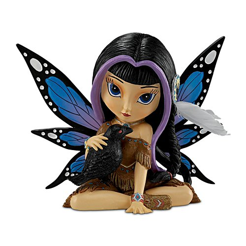 Jasmine Becket-Griffith Ravensky, the Spirit of Good Fortune Figurine