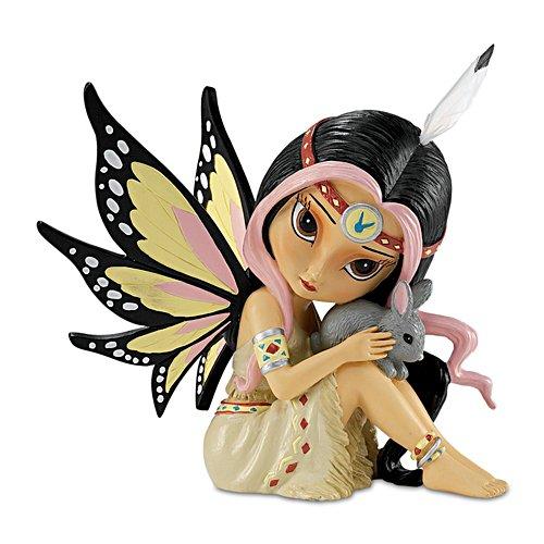 Jasmine Becket-Griffith Silverfoot, the Spirit of Freedom Figurine