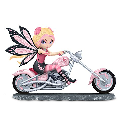 Jasmine Becket-Griffith On a Roll for Hope Figurine