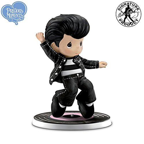 "Precious Moments Elvis ""Jailhouse Rock"" Figurine"