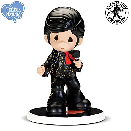 "Precious Moments Elvis ""Viva Las Vegas"" Figurine"