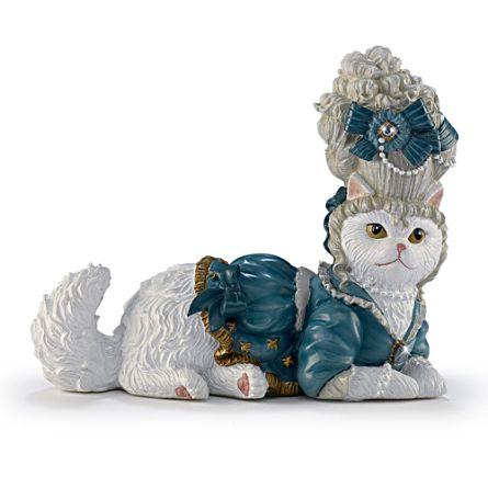 Marie CAT-toinette Figurine By Blake Jensen